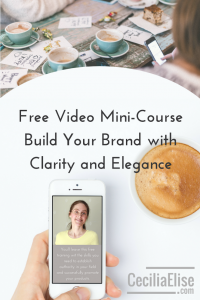 Free Mini-Course Build Your Brand with Clarity and Elegance