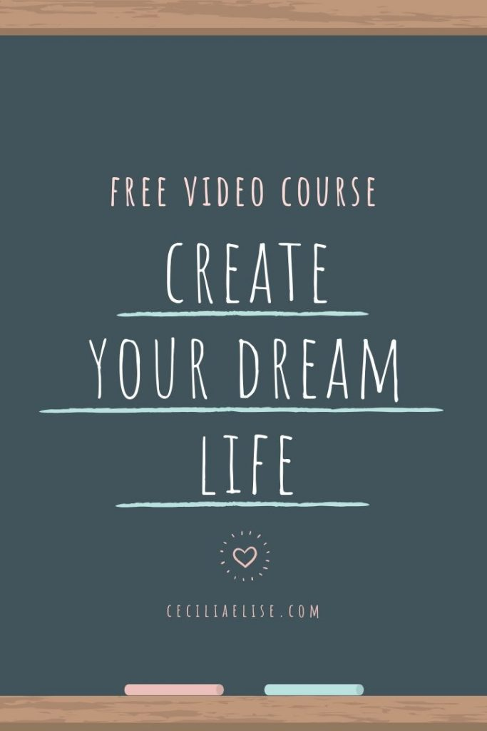 Self Care and Personal Growth   Create Your Dream Life CeciliaElise.com