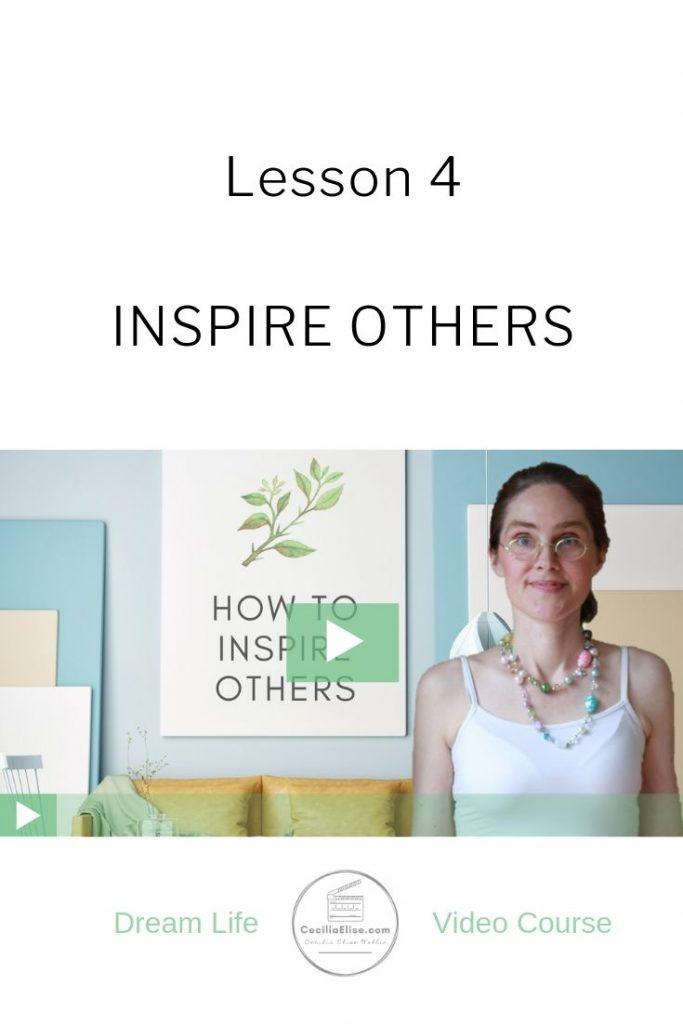 self-improvement-create-your-dream-life CeciliaElise.com