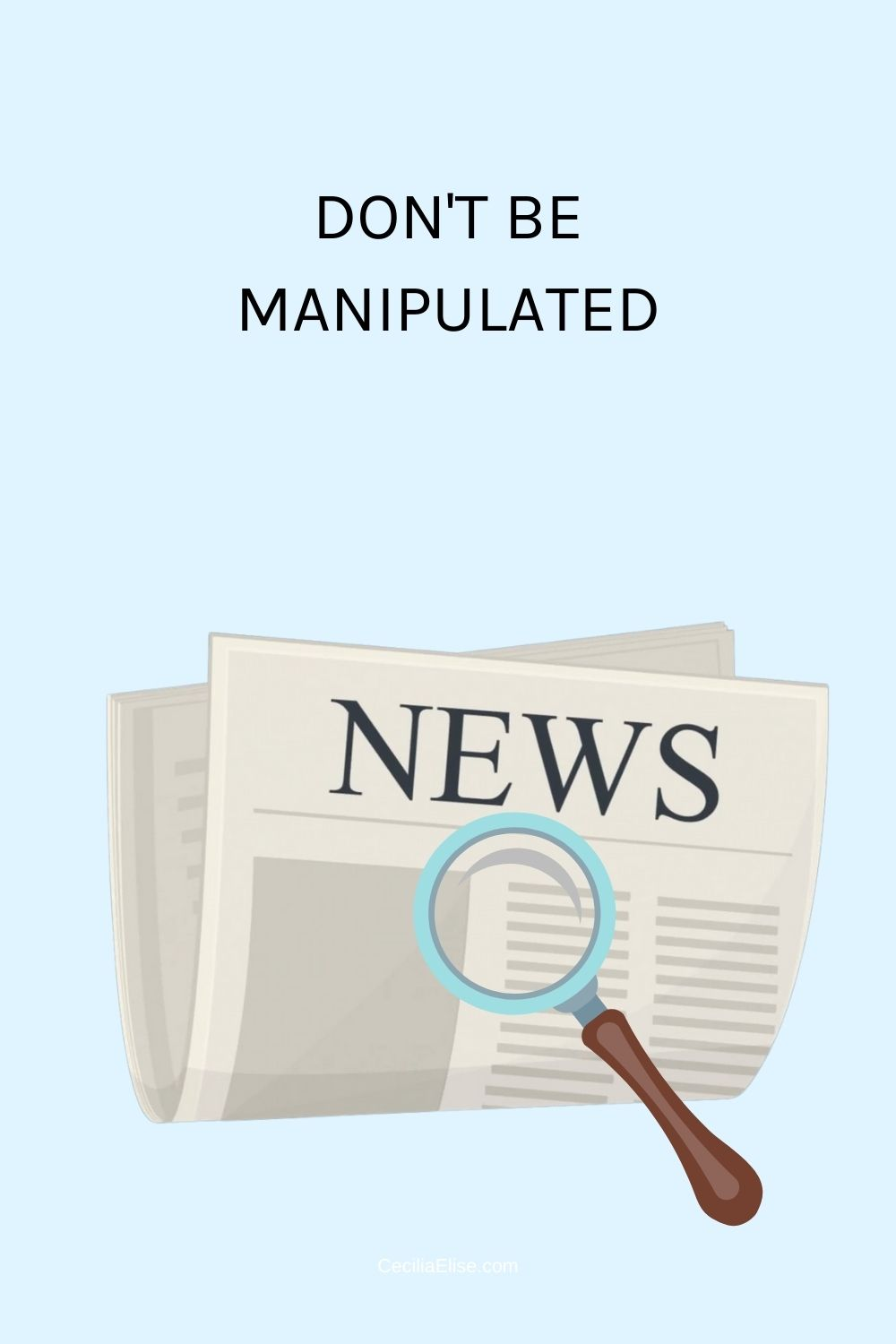 Don't Be Manipulated Information Evaluation