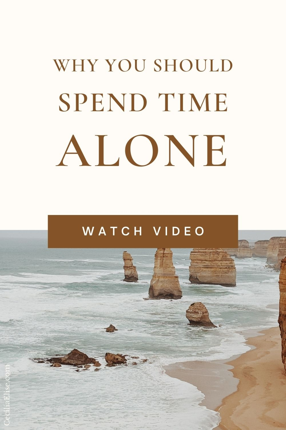 Why you should spend time alone